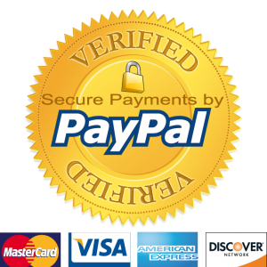 Pay With The World's Most Popular And Secure Payment Method