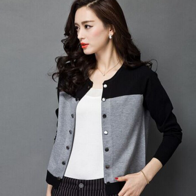 Double Breasted Cashmere Cardigan