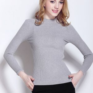 Cashmere Sweater Long Sleeve