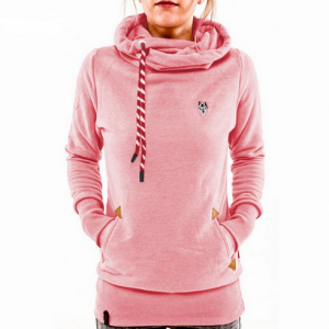 Casual Hooded  Autumn Sweatshirt