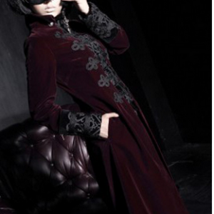 Gothic Punk Women's Steampunk Coat