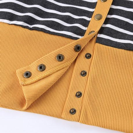Striped Cardigan Women Sweater Long Sleeve V Neck Casual Knitted Cardigans Mujer 2019 Spring Autumn Winter Female Coat Plus Size 4