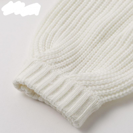 Melegant Pocket Solid White Cardigans Women Winter 2019 Cardigans Ladies Knitted Casual Cardigans Knitwear 4